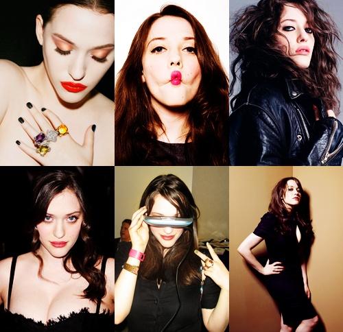 The beautiful Kat Dennings