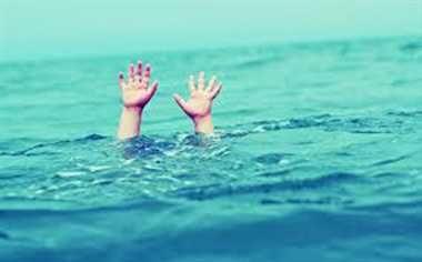 नदी में डूबने से दो किशारों की मौत