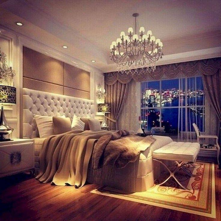 56+ Glamorous Dream Master Bedroom Decor Ideas And Remodel #bedroomdecor #bedroo…   – Modern Home Decor Bedroom