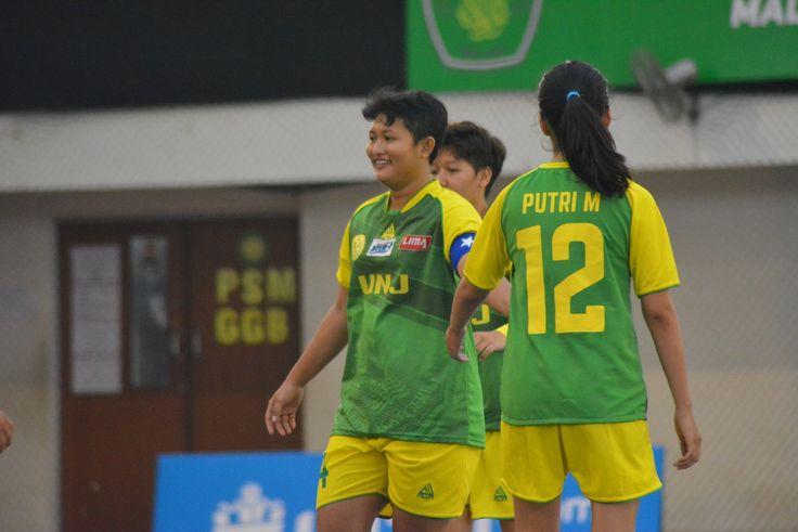 Kedudukan akhir menjadi 9-0 untuk UNJ. Hasil Laga pembuka LIMA Futsal Nationals 2017 ini mengantarkan UNJ menduduki peringkat pertama klasemen Pul Y.