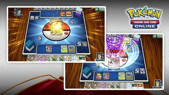 The Pokémon TCG Online Gets a Huge Update!