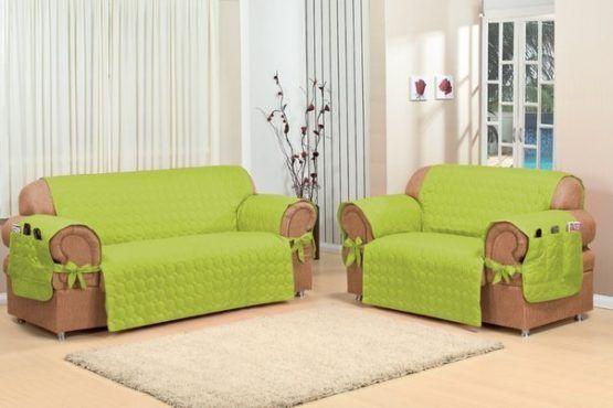 cómo hacer una funda de sofá