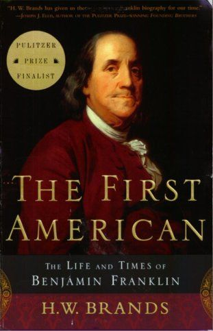 "As a big fan of Ben Franklin, I highly recommend this book. It's one of the better ""Life and Times"" reads..."