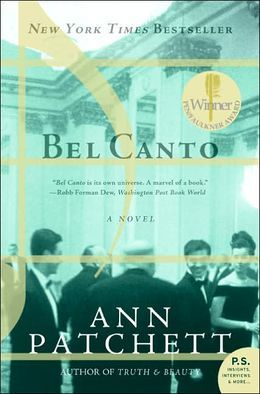 READ IT!  Bel Canto by Ann Patchett Unusual plot line skillfully executed.  Excellent read.