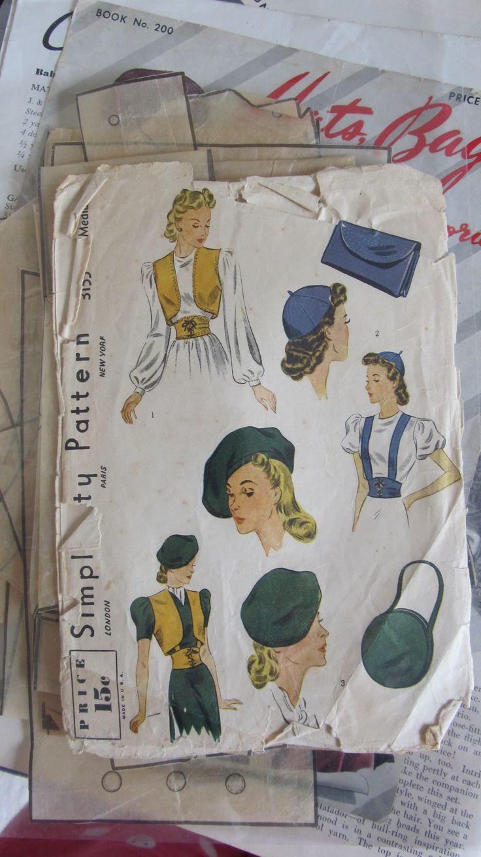 original 1939 pattern