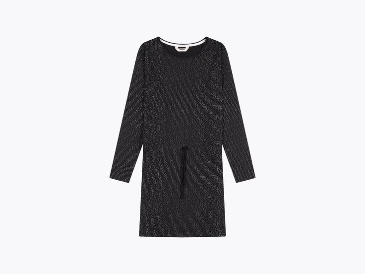 wemoto spencer dress black