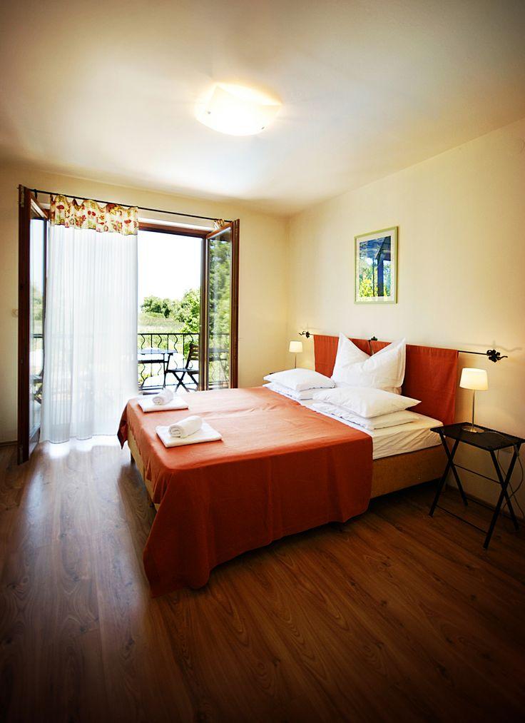 Standard double room in Hullam Villa.b&b