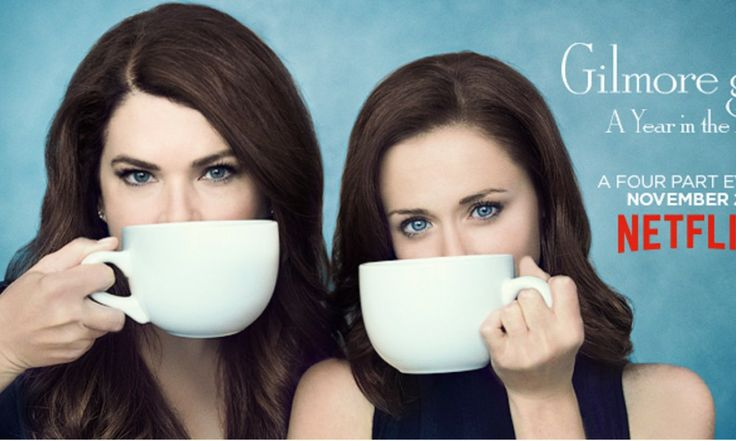 'Gilmore Girls' Revival Will Have an Official Coffee Brand Care of Luke Danes