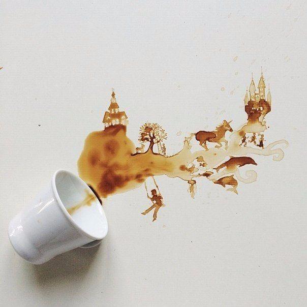 Чашка кофе это нечто большее, чем просто бодрящее пойло по утрам.