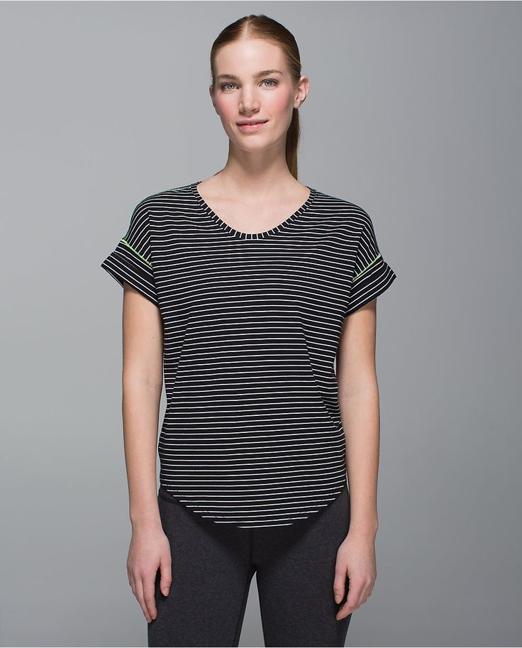lululemon Weekend Short Sleeve  Found on my new favorite app Dote Shopping #DoteApp #Shopping