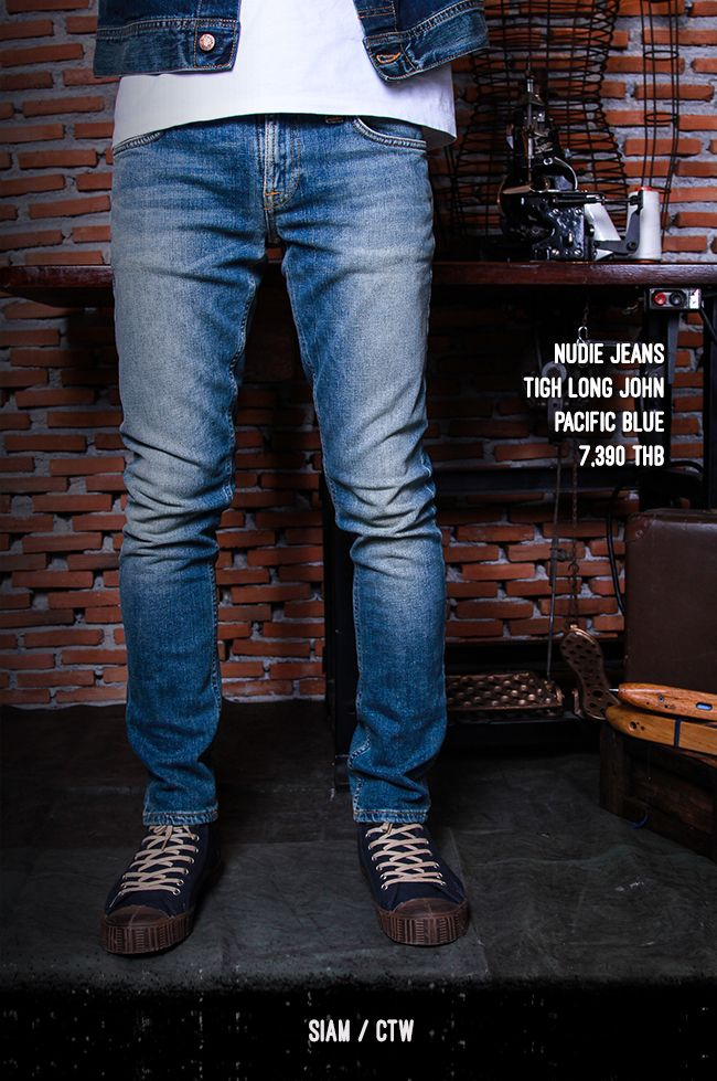 fdad97cb001 NEW ARRIVAL   NUDIE JEANS – Pronto