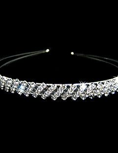 Gorgeous Clear Crystals Wedding Bridal Tiara/ Headpiece – USD $ 4.99