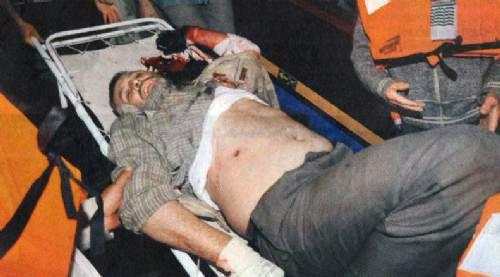 Israeli commandos' bloody raid on Freedom Flotilla to Gaza  31.05.2010