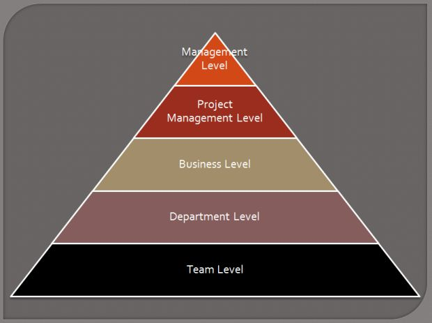 levels of management Similarly, a human resource manager trying to recruit someone for the organization would do a lot of information analysis regarding the job profile, suitability of the candidate for the job, the job market dynamics, etc.