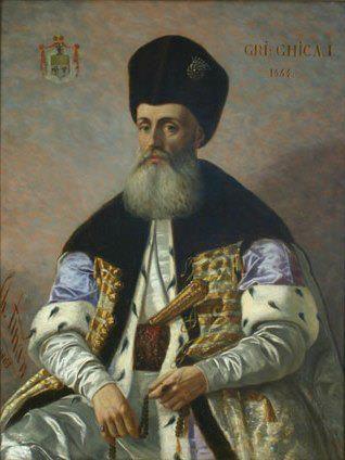 Theodor Aman-Grigore Ghica I