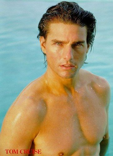 I love me a young tom cruise via top gun and jerry maguire.