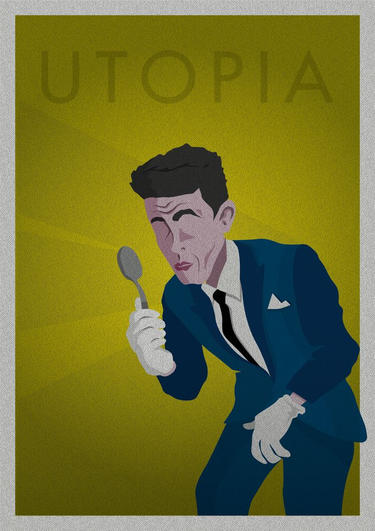 Utopia TV Show - Illustration 01