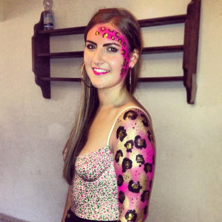 Zoo Project Face Paint Ideas