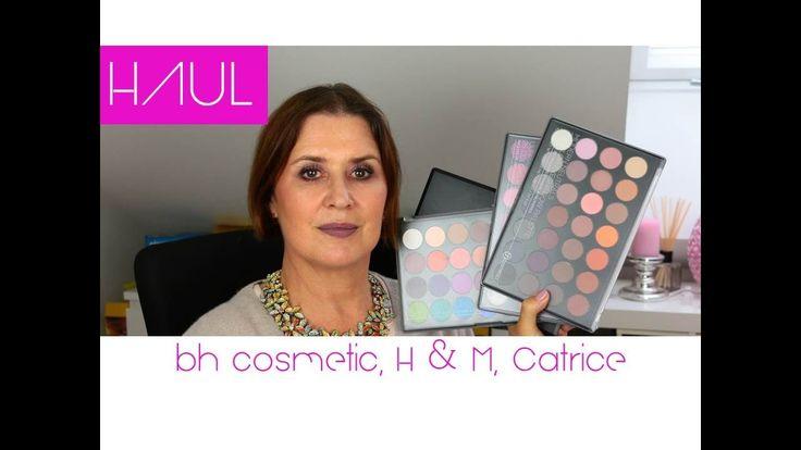 NEU Drugstore Haul bh Cosmetic Catrice H & M - Bärbel Schäfer