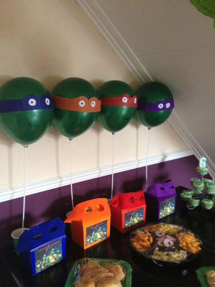 Dollarama Cake Decoration : ninja turtles centerpieces ideas - Bing Images mike mike ...