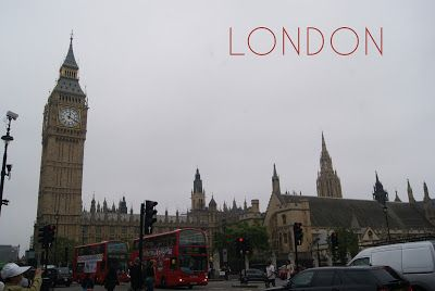 Travel guide - London, GB
