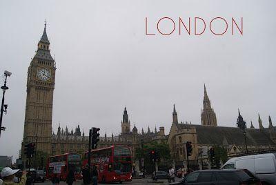 Travel guide - London, GB