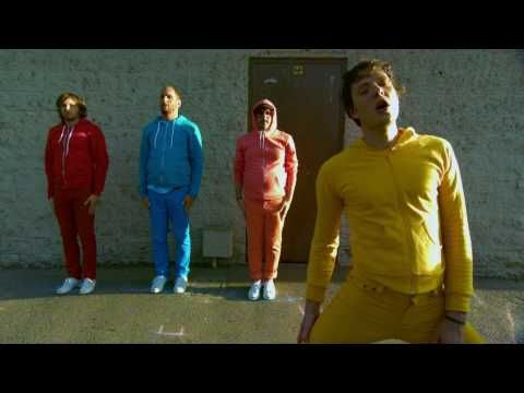 Another awesome video from OK Go! http://www.facebook.com/pages/Orange-Bill-The-Goose/130363653658706