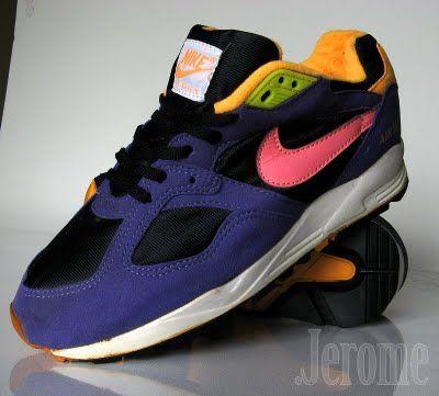 Nike Air Base II Vintage Sneaker Herren Schuhe