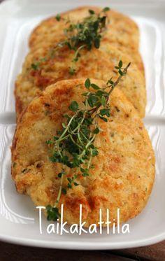 Thermomix bringt Geschmack ins Leben: Blumenkohl- Käse- Burger