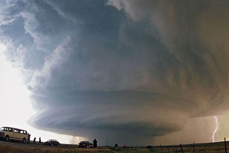 Childress, Texas ~ Supercells and mega storms: America's violent weather