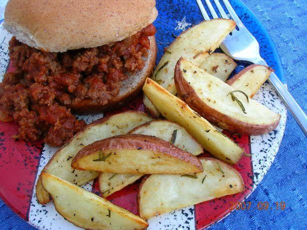 Barbara's Rosemary Red Potatoes