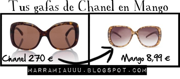 """""""Tus gafas de Chanel en Mango"""" by miauuumiauuu ❤ liked on Polyvore"""