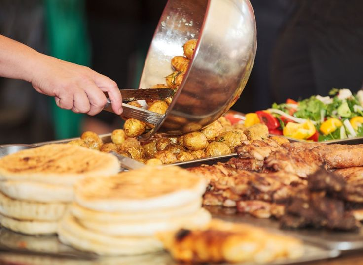 Not only can buffet restaurants slow your weight loss, they can be a food safety nightmare—but only if you don't know the ropes!