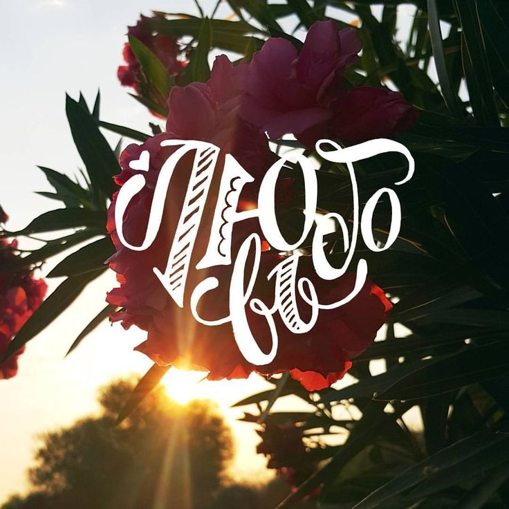 Любовь в виде сердечка кириллица надпись на русском рукописное написание Доброе утро! ❤ #каллиграфия #леттеринг #доброеутро #moscow #goodmorning #morning #letter #lettering  #handlettering #brushlettering #typography #typo #typegang  (at Петровско-Разумовский)
