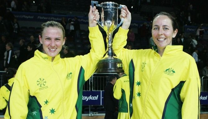 Former Australian captains Liz Ellis and Sharelle McMahon have been named in the Sport for Women Top 100 Australian female athletes of all time at the Sportswomens Ball in Canberra on Wednesday