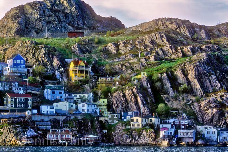 The Battery, St. John's, Newfoundland, Canada