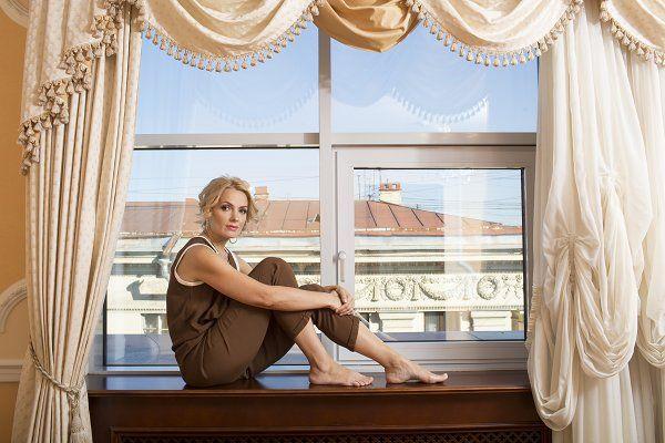 Мария Порошина: «Я всегда выбираю семью» — Вокруг ТВ.