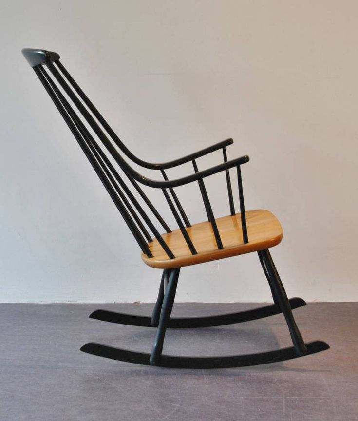 Rocking Chair Grandessa via Goodmoods