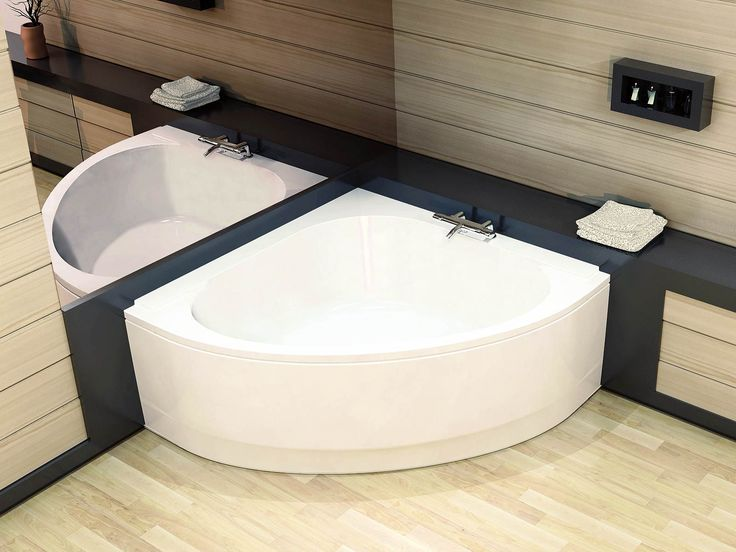 Baignoire d 39 angle jacob delafon l espace aubade salle for Colonne de salle de bain jacob delafon