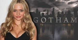 """Natalie Alyn Lind has joined """"Gotham"""" as Silver St. Cloud, a love interest for the young Bruce Wayne"""