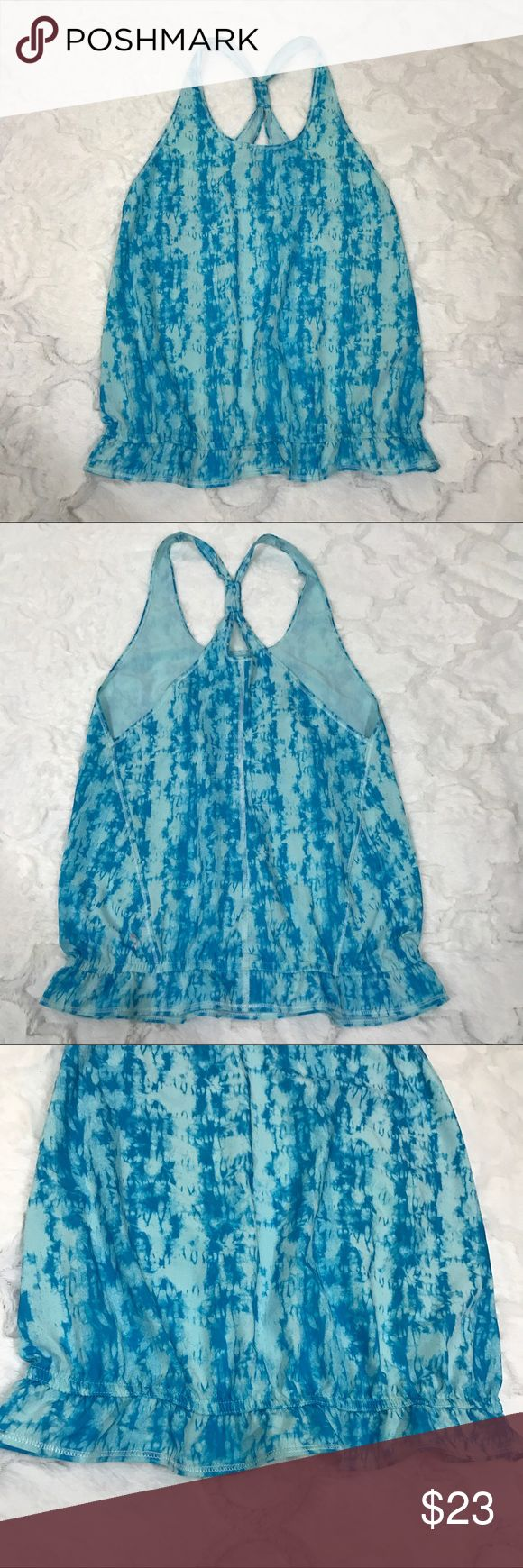 Ivivva razorback tank top girls size 12 Gently used. No stains or tears Ivivva Shirts & Tops Tank Tops