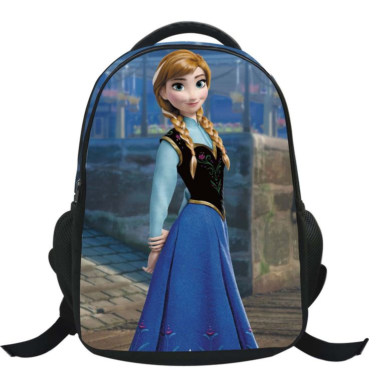 17 Best images about Frozen Elsa and Anna school bags for ...