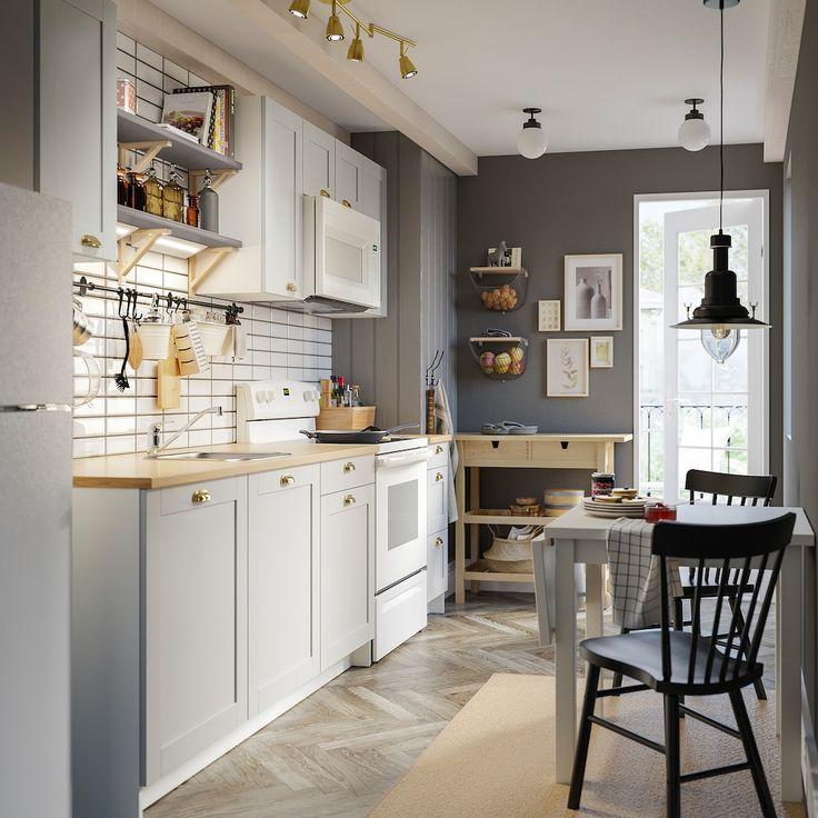 Best Knoxhult Kitchen Gray Ikea Идеи Икеа Кухня Ikea 640 x 480