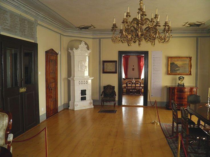 Mudrány-kúria / #mansion of Mudrány Forrás/source: gpsgames.hu