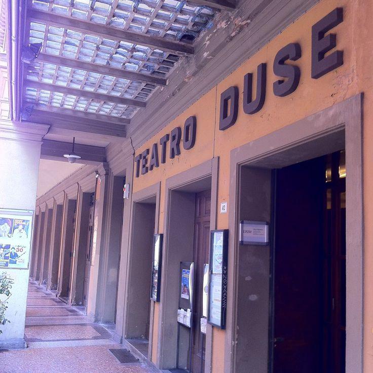 Bologna, il Teatro Duse , foto di Marco Nenzioni