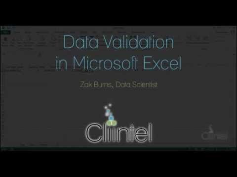 Awesome Tutorial About Data Validation in Microsoft Excel