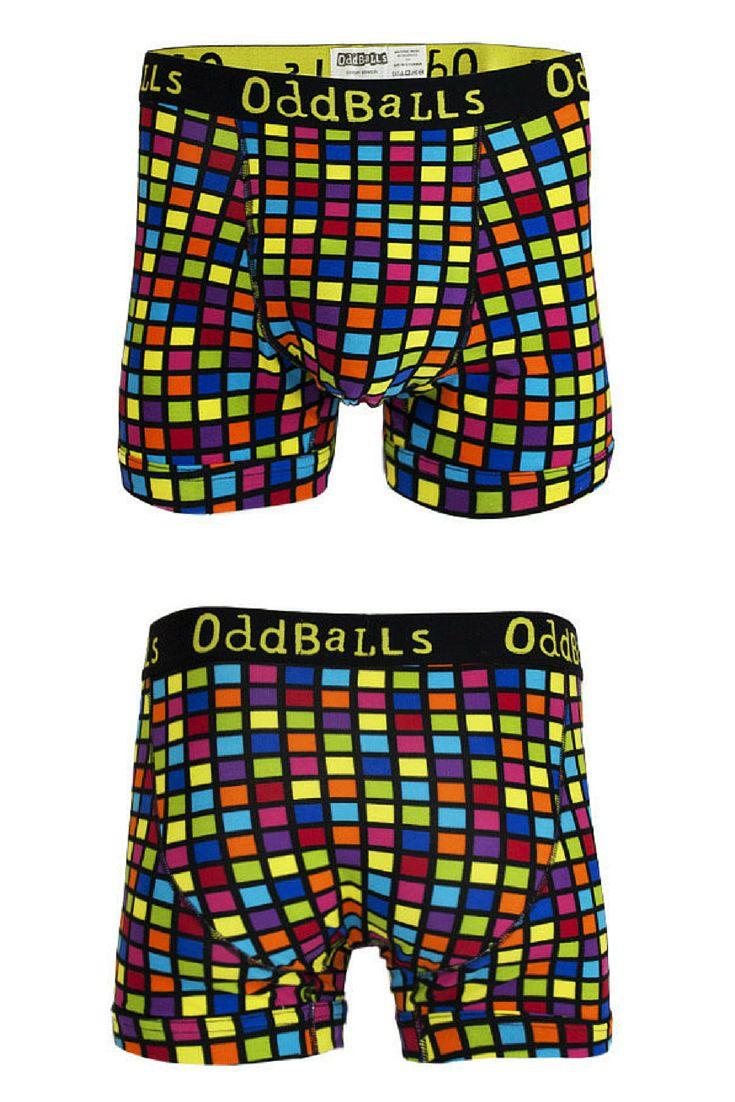 hratsky.com - męska bielizna - BOKSERKI ODDBALLS DISCO. If you have any questions and would you like to buy our underwear's, please write to us on e-mail: world@hratsky.com