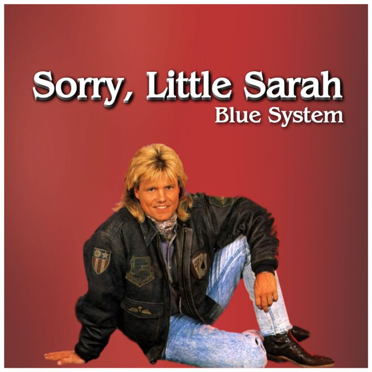 Sorry, Little Sarah is by Blue System,which was an 80s German pop group.In Germany it reached number 14 and also charted in Austria,Spain and South Africa. #BlueSystem #DieterBohlen #80s #Pop #PopMusic #Music #singer #songwriter