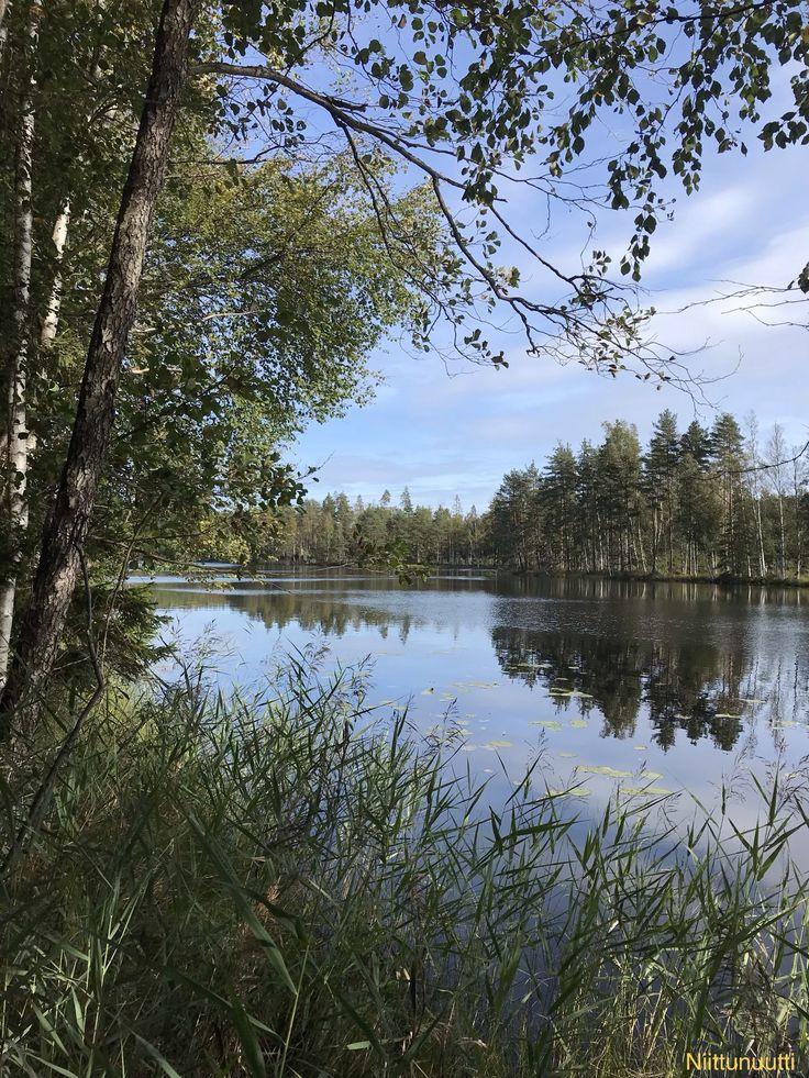 Vaellusreitit Etelä-Suomi