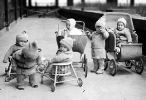 183 Best Antique Baby Items Images On Pinterest Old